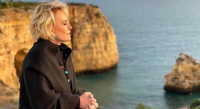 Ana Maria Braga enfrenta novamente um câncer no pulmão