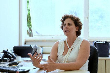 Ana Maria Carneiro, pesquisadora do Nepp