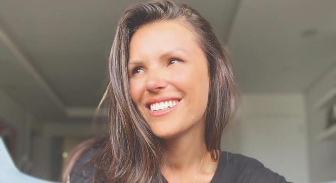 Ana Paula teve o diagnóstico de câncer colorretal  com metástase no pulmão