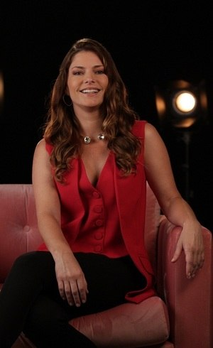 Ana Paula Tabalipa, atriz e apresentadora