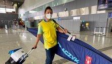 Ana Sátila, da canoagem, é 1ª atleta do Brasil a chegar a Tóquio 2020