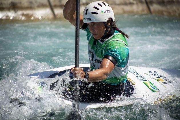 Canoagem slalom (2 vagas)Ana Sátila