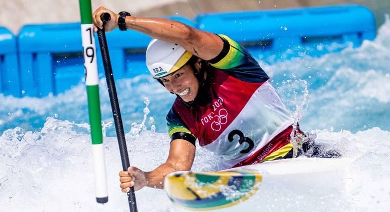 Ana Sátila teve excelente participação na Olimpíada de Tóquio