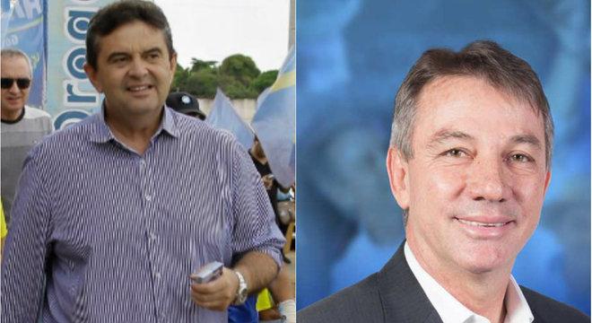 Anchieta (PSDB) e Denarium (PSL) selaram vaga no segundo turno