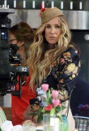 Os já clássicos looks fashionistas usados pela personagem de Sarah voltaram a chamar a atenção