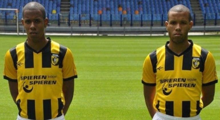 Anderson e Alex - Vitesse