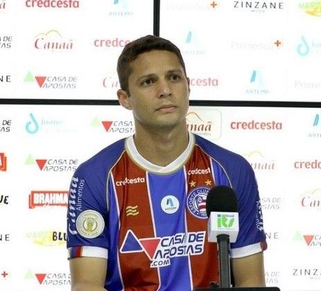 Anderson Martins - 33 anos - Zagueiro - Último clube: Bahia - Sem clube desde: 27/05/2021