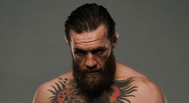 McGregor aparentava estar bêbado na hora em que foi detido
