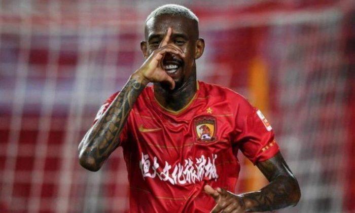 Anderson Talisca (27 anos) - meia - Time: Guangzhou Evergrande - contrato até junho de 2022