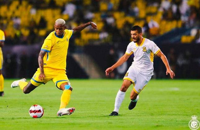 Anderson Talisca (Brasil) - 27 anos - Meia-atacante - Clube: Al-Nassr (Arábia Saudita) - Valor de mercado: 10 milhões de euros (R$ 62,5 milhões).