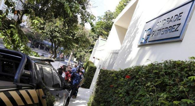 Acordo permite que a Andrade Gutierrez preste serviços ao Poder Público