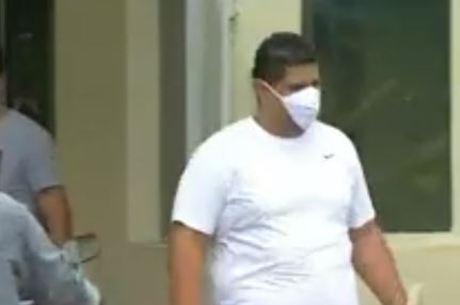 André do Rap deixou a cadeia sábado e sumiu