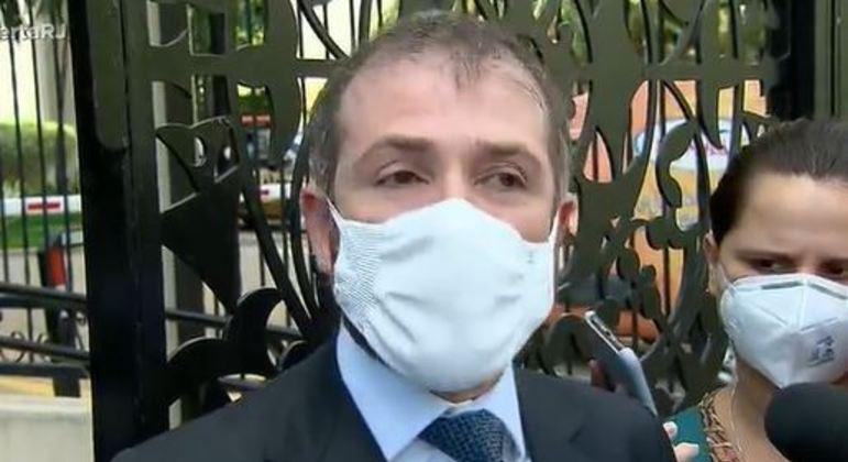 André França Barreto, advogado do padrasto e da mãe de Henry Borel, o vereador Dr. Jairinho e Monique Medeiros