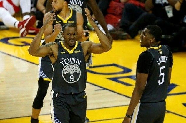 Andre Iguodala - Um dos melhores defensores da última década na NBA, o ala-armador começou a carreira no Philadelphia 76ers e chegou a disputar um Jogo das Estrelas antes de transformar-se em um ótimo reserva. Hoje está no Miami Heat