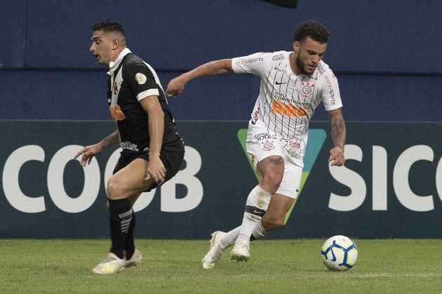 André Luis - Atacante - Corinthians