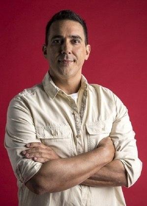 "André Marques apresenta ""No Limite"" na Globo"