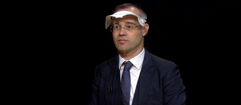 André Mendonça, ministro da Justiça e da Segurança Pública, é o convidado do JR Entrevista desta quinta (2)