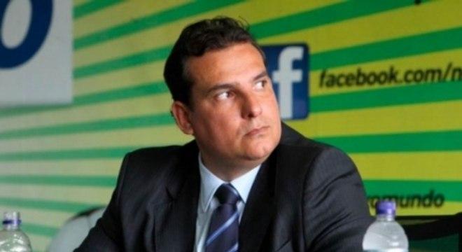 André Pitta - Presidente da Federação Goiana