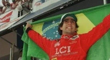 André Ribeiro se destacou na Fórmula Indy