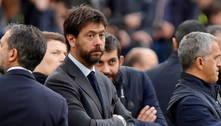 Agnelli diz que não se arrepende de tentativa de criar Superliga