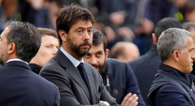 Andrea Agnelli diz que não se arrepende de projeto da Superliga