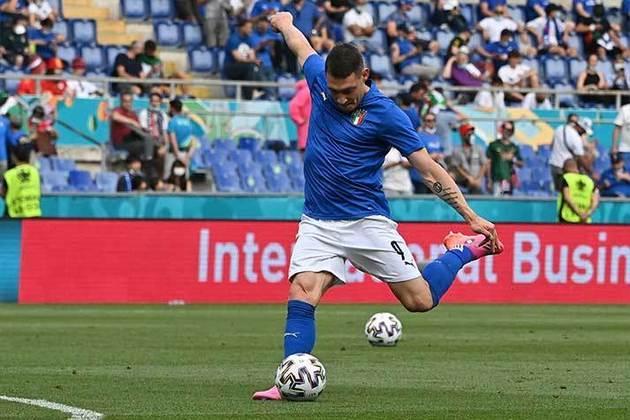 Andrea Belotti - Torino - Atacante - 27 anos - 35 milhões de euros (R$ 209 mi) - Contrato até 30/06/2022