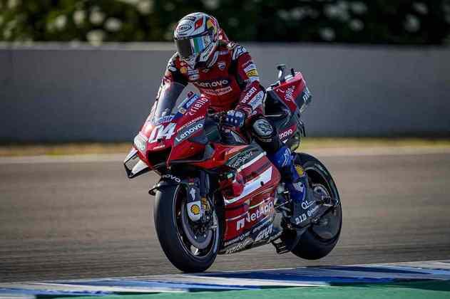 Andrea Dovizioso (Foto: Ducati)