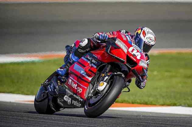 Andrea Dovizioso terminou no top-10