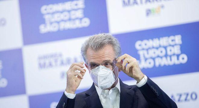 Andrea Matarazzo oficializa candidatura a prefeito em convenção do PSD