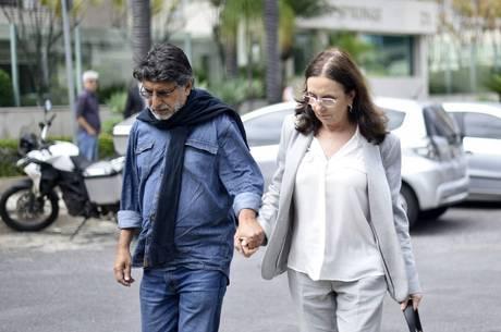 Andrea Neves não comentou acusações