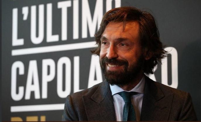 Andrea Pirlo – italiano – 42 anos – sem clube desde que deixou a Juventus, em maio de 2021 – principais feitos como treinador: conquistou uma Taça da Itália (Juventus) e uma Supertaça da Itália (Juventus).