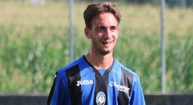 Andrea Rinaldi era considerado uma promessa do futebol italiano