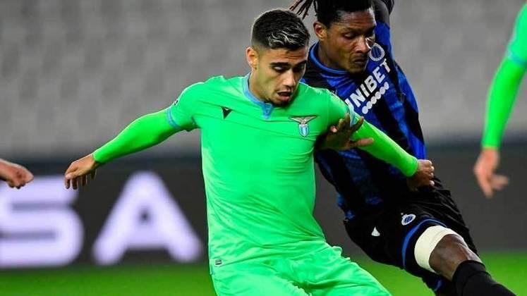 Andreas Pereira: Emprestado pelo Manchester United para a Lazio, Andreas Pereira tem apenas um gol e uma assistência no clube italiano. Os Red Devils planejam negociá-lo novamente na próxima temporada, e o Brasil pode ser um destino interessante