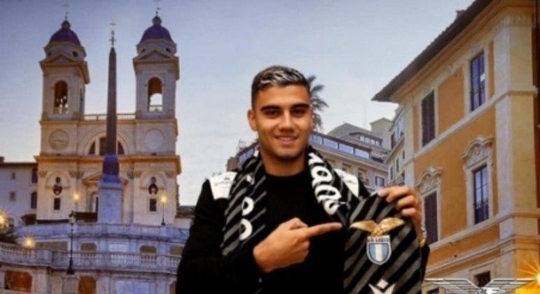 Andreas Pereira - Lazio