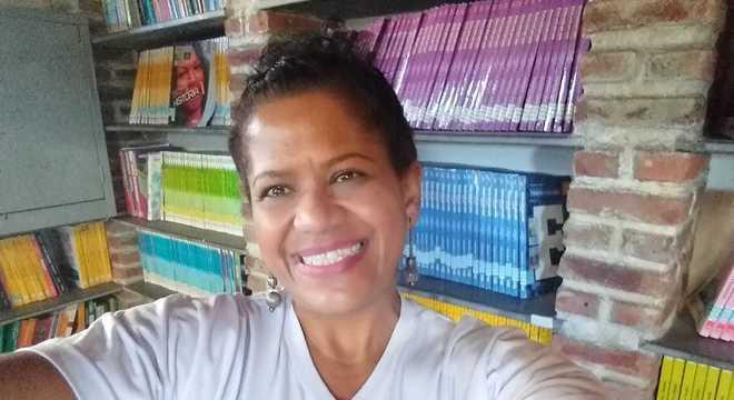 Andreia dos Santos investiu recursos próprios para impulsionar nome
