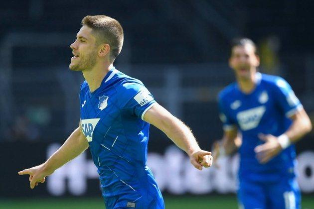 Andrej Kramaric - 30 anos - Atacante - Clube: Hoffenheim - Contrato até: 30/06/2022