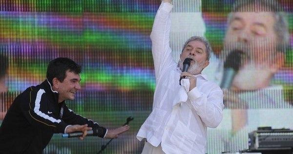 Andrés admitiu. O estádio corintiano só se tornou realidade pelo presidente Lula