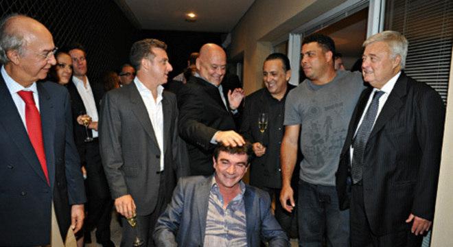 Andrés Sanchez sempre foi aliado., Desta vez, complicou a Globo