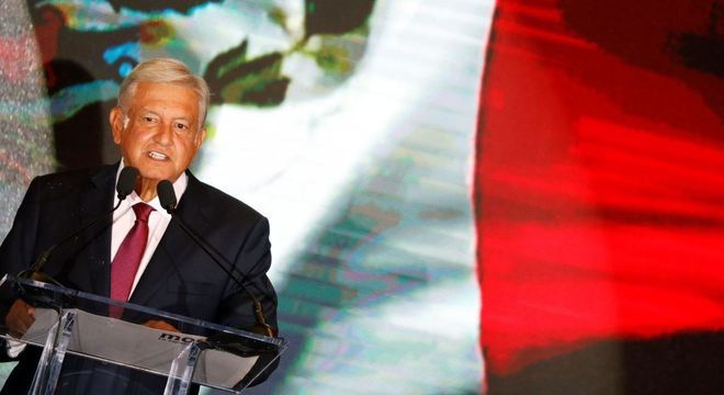 "Lopez Obrador garantiu que ""haverá liberdade"" aos mexicanos durante seu governo"