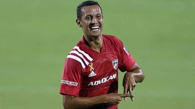 Andrés Ricaurte (29 anos) - Clube: FC Dallas - Posição: meia - Valor de mercado: 1,9 milhão de dólares.