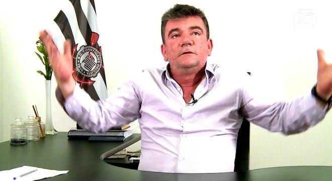 Andrés já avisou. Não quer o vestiário palmeirense verde em Itaquera