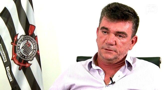 Andrés Sanches não fará leilão para tentar segurar Carille
