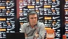 Andrés e Luxemburgo voltam ao futebol. Como comentaristas de rádio
