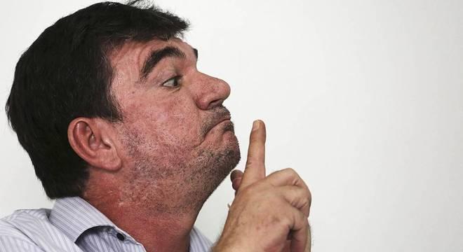 Andrés ironizou o Palmeiras. Disse que tinha duas taças para provar Mundiais
