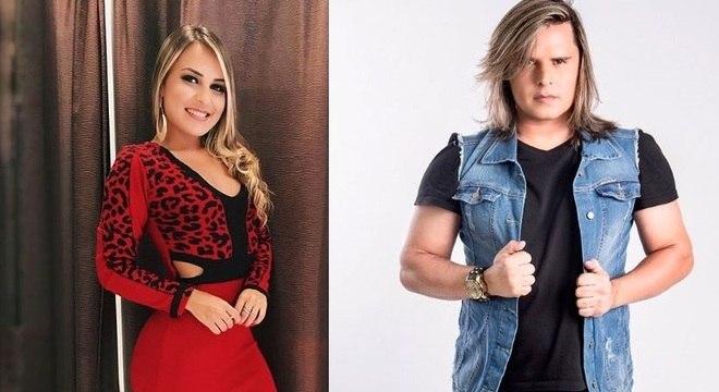 Mulher denuncia ex-vocalista da banda Calcinha Preta por agressão