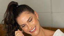'Hoje escolhi sorrir, amanhã a gente vê o que faz', diz Andressa Suita