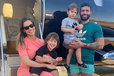 Última foto da família foi postada no dia 6 deste mês