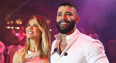 Modelo e cantor se separaram em outubro de 2020