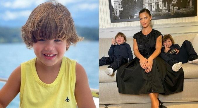 Gabriel, filho de Andressa Suita e Gusttavo Lima, completa 4 anos
