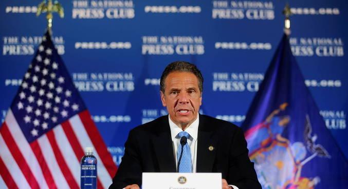 Governador de NY é acusado de assédio sexual por 3ª mulher